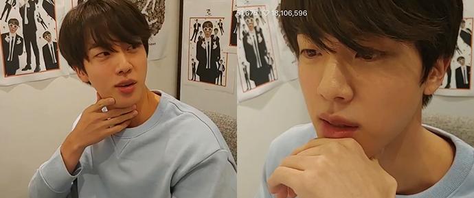 [V APP] 04.12.18 – Jin