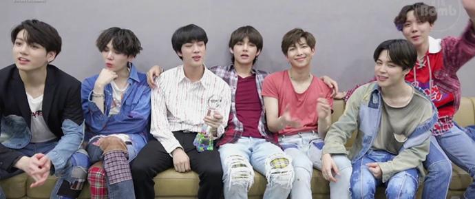 [BANGTAN BOMB] BTS ganhou o primeiro lugar & MC especial Jin