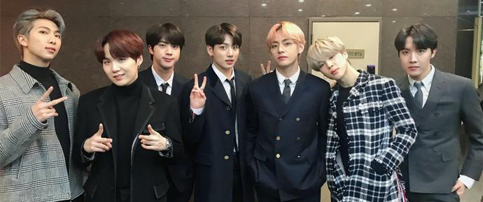 BTS é destaque em conferência acadêmica sobre música pop coreana 📝