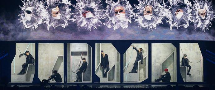 🎥 BTS @ Melon Music Awards 2018