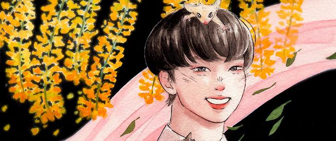 [#HappyJinDay] Feliz aniversário, Seokjin!