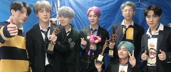 BTS conquista mais um Daesang no Seoul Music Awards 2019 🏆