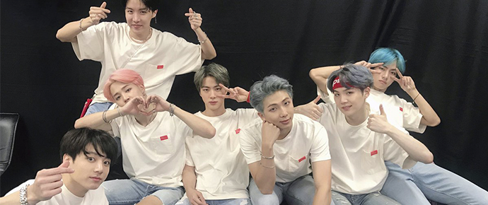 A BTS World Tour: Love Yourself está de volta!