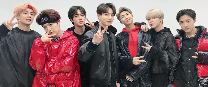 BTS @ MBC Gayo Daejejeon 2018