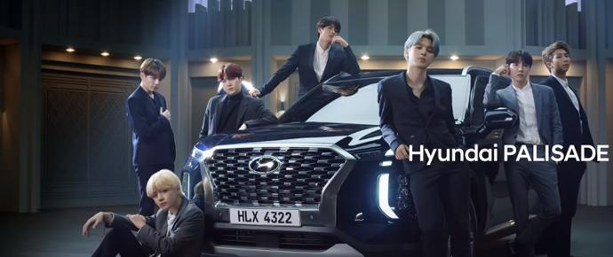 🎥 BTS x Hyundai