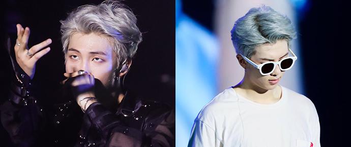 A nova cor de cabelo do RM é uma ilusão de ótica 🤯