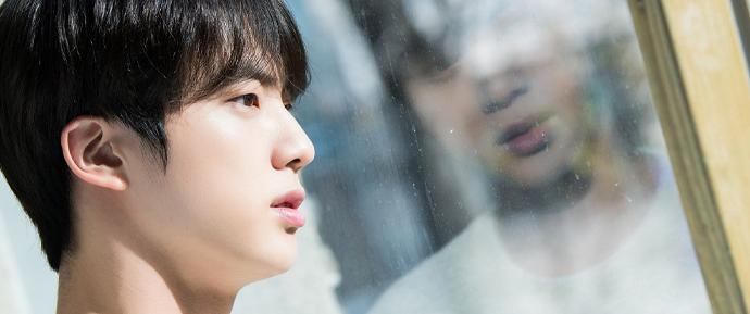 Jin agora é OFICIALMENTE eleito o Worldwide Handsome!