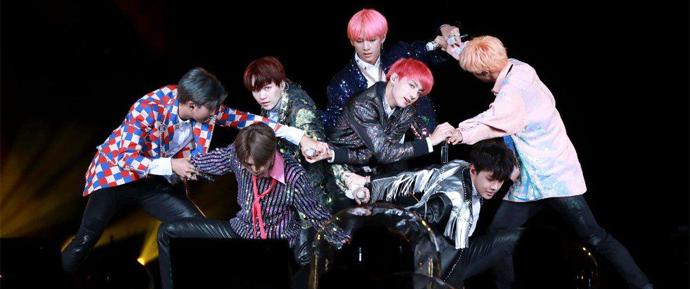 O BTS terá a maior estreia de cinema na história 🍿