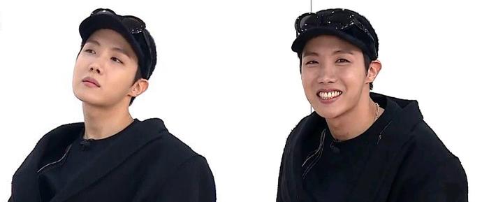 Jay x Hobi: As diferenças de J-Hope dentro e fora dos palcos!
