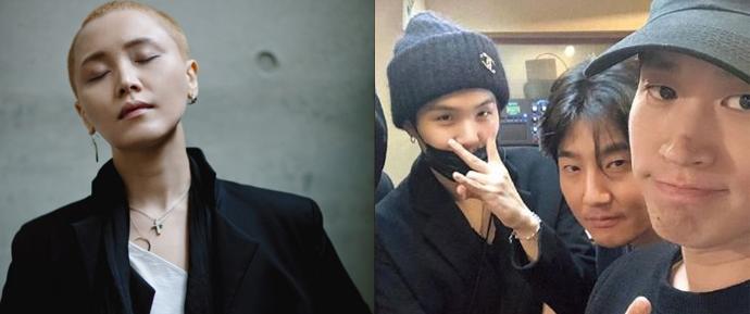 Lee Sora se junta a SUGA e Tablo em 'Song Request'