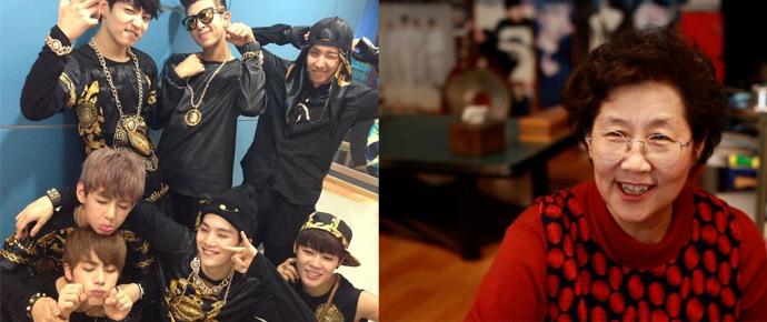 """Dona do """"Restaurante BTS"""" compartilha lembranças dos meninos durante a época de trainee"""