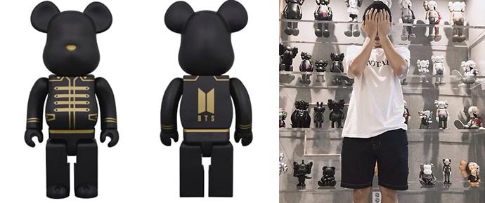 ARMYs, preparem o bolso: BTS vai lançar um novo boneco 💸