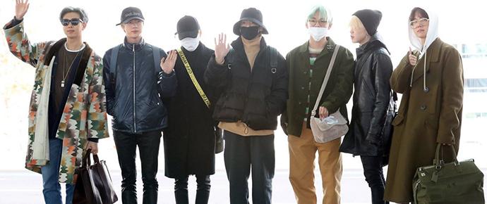 Squad goals demais: Confira o que o BTS aprontou no avião antes de chegar em LA