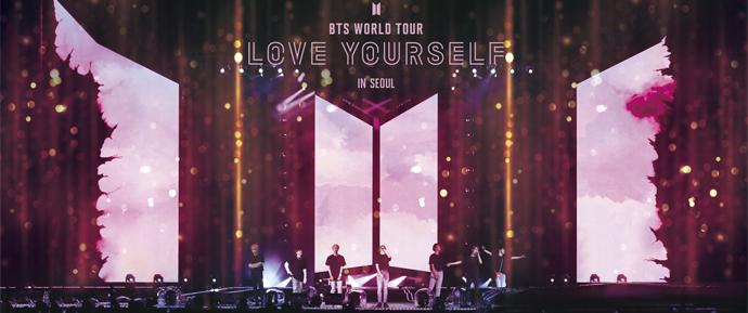 BTS anuncia lançamento físico da BTS World Tour: Love Yourself in Seoul