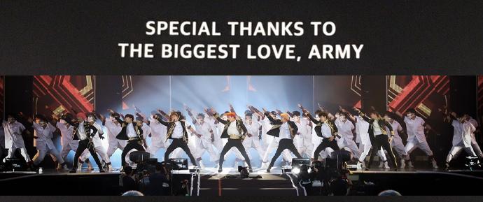 """A reação dos ARMYs com o filme """"Love Yourself in Seoul"""" é emocionante 💜"""