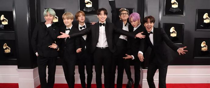BTS faz história no Grammy Awards 2019!