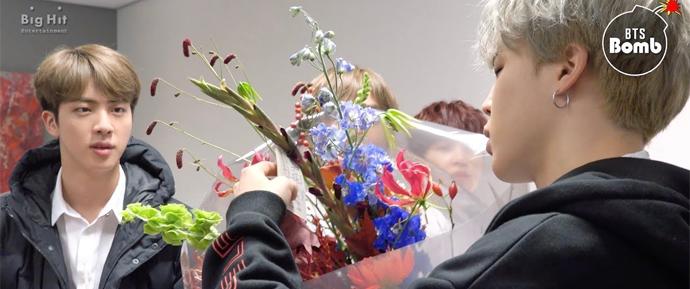 🎥 Festa de aniversário surpresa do Jimin @ Amsterdã