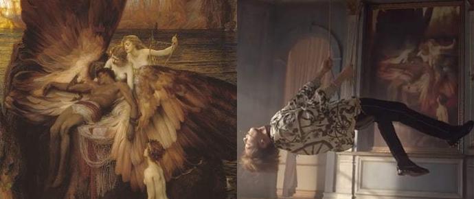 Quando o BTS pegou inspiração emprestada da mitologia grega…