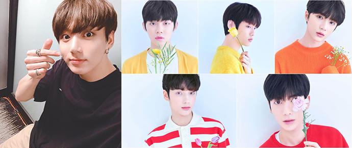 """A era """"JungKook Hyung"""" oficialmente começou e não estamos sabendo lidar 😭"""