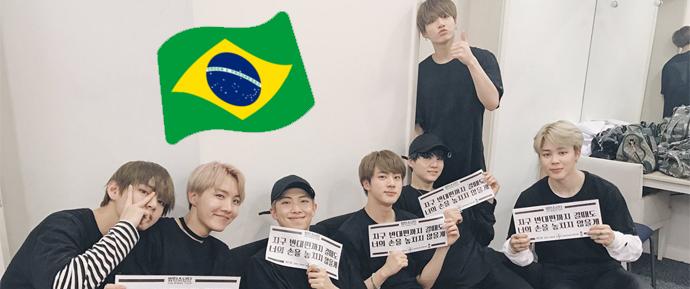 BTS esgota show no Brasil em menos de 2 horas, e data extra é adicionada!