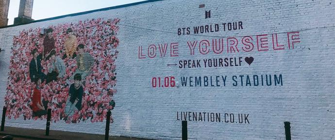 O BTS lotou o Estádio de Wembley – e foi em apenas 90 minutos 😳