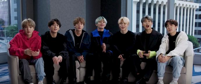 """""""Não queremos mudar nossa identidade"""": BTS explica porquê não fará músicas em inglês"""