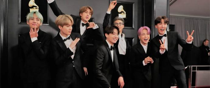 As 11 maiores conquistas do BTS no último ano