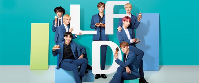 🎥 BTS x Lotte Duty Free