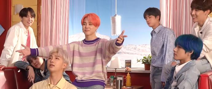 🎥 BTS EPISODE: Gravação de 'Boy With Luv'