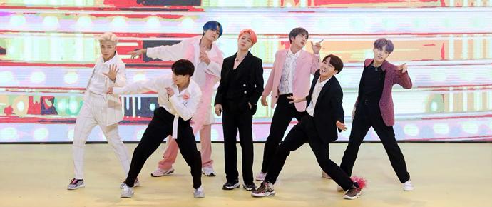 BTS quebra recorde dos Beatles com 'Map of the Soul: Persona'