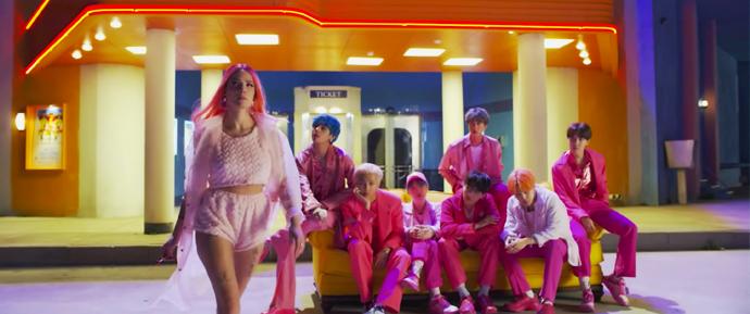 """""""Boy With Luv"""" já é o maior sucesso do BTS nas rádios estadunidenses!"""