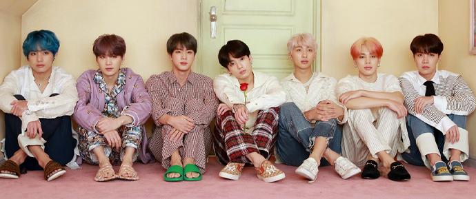 📝 BTS dá adeus ao passado e almeja novos horizontes com 'Map of the Soul: Persona'