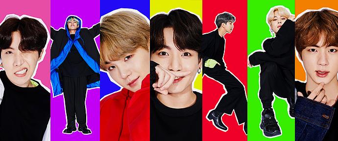 The Greatest Showmen: Um olhar exclusivo por dentro do mundo do BTS