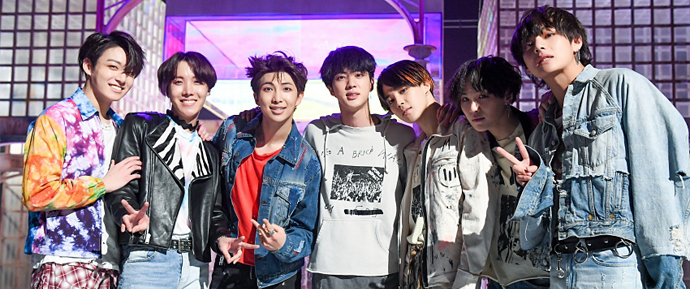 FAKE LOVE é o terceiro MV do BTS a atingir 500 milhões de views!