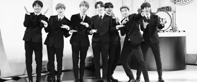BTS @ The Late Show with Stephen Colbert