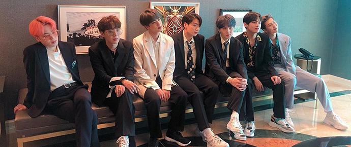 📷 BTS x Dispatch @ Billboard Music Awards 2019