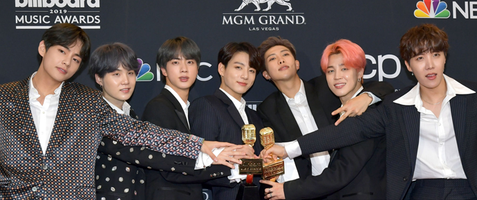 BTS @ Billboard Music Awards 2019