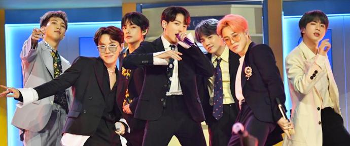 BTS compartilha suas memórias mais emocionantes do BBMAs 2019 💕