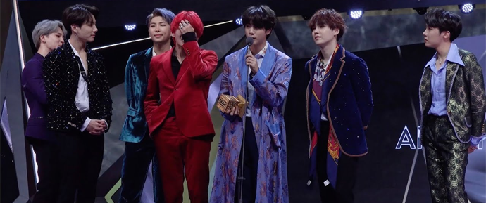 [EPISODE] BTS @ 2018 MAMA em HONG KONG