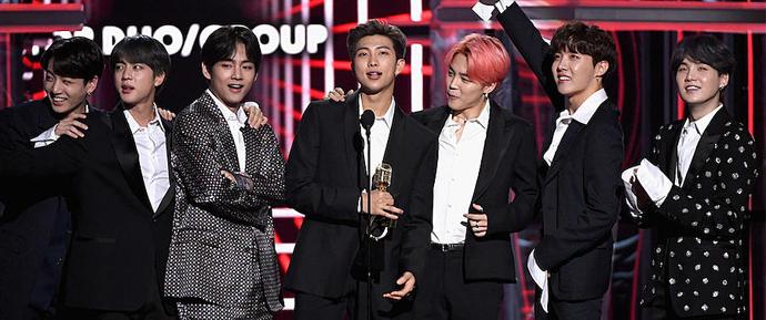 A noite marcante e premiada do BTS no Billboard Music Awards 2019 🏆