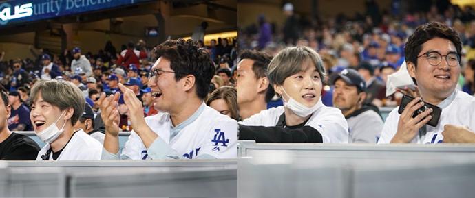 Pai da família BTS: Manager Sejin e seus cuidados com os meninos 💕