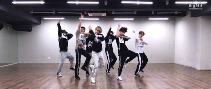🎥 BTS FESTA 2019: 'MIC Drop' Dance Practice (MAMA dance break ver.)
