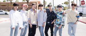  BTS x Dispatch @ Los Angeles