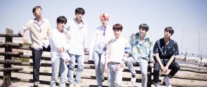 BTS ganha prêmio de fenômeno global no ARDYs 2019!