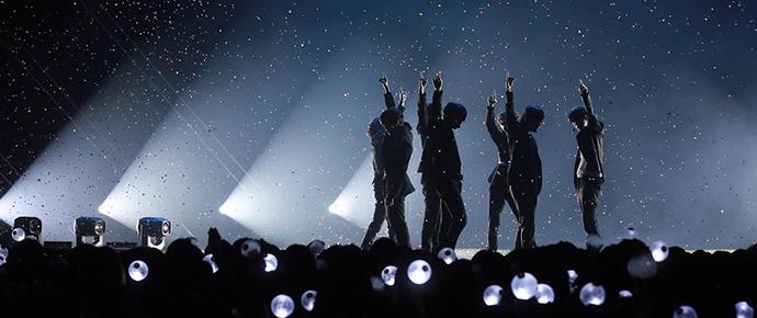 BTS World Tour: Love Yourself se torna a turnê com maior público da história do K-Pop!