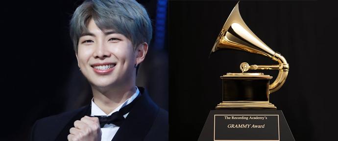 """A mixtape """"mono."""" do RM agora pode ser indicada ao Grammy! 😱"""