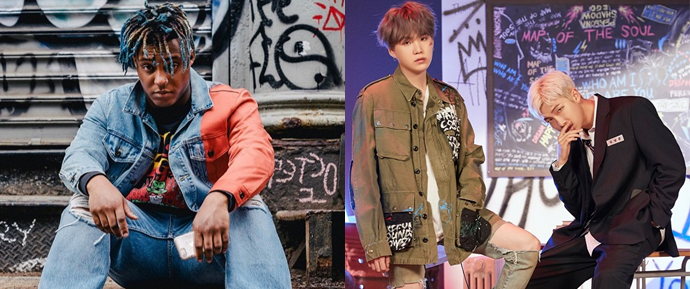 "RM e SUGA se juntam à Juice WRLD em ""All Night"", terceira música de BTS WORLD"