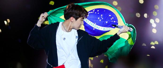13 momentos da Speak Yourself Tour que provam que o BTS deveria morar no Brasil