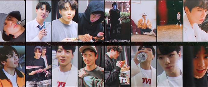 🎥 BTS FESTA 2019: Euphoria (DJ Swivel Forever Mix) – Memórias de JK