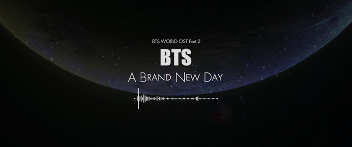 [LETRA] A Brand New Day (feat. Zara Larsson) – BTS
